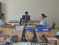 customs operations at dong hoi airport are well prepared
