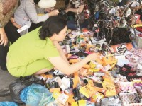 fake and smuggled cosmetics in ho chi minh city