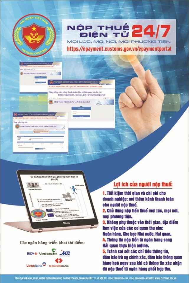 e tax payment 247 a stepping stone for e government implementation