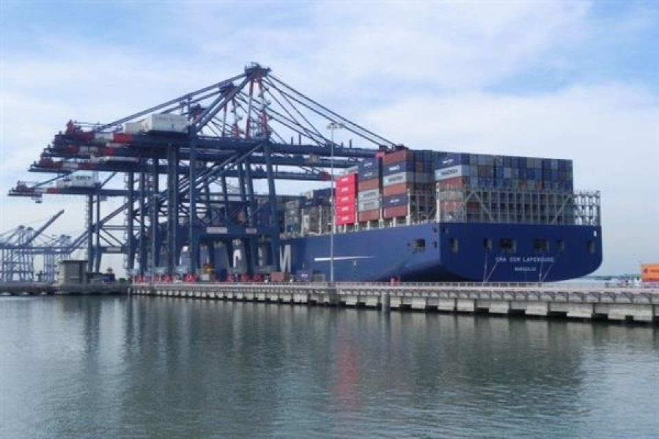 transhipped goods via cai mep shall sharply grow if procedures removed