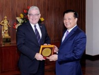 australia committed to supporting vietnam to develop a legal framework for public financial management