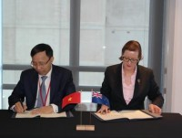 vietnam customs and new zealand customs signed a cooperation program 2017 2019