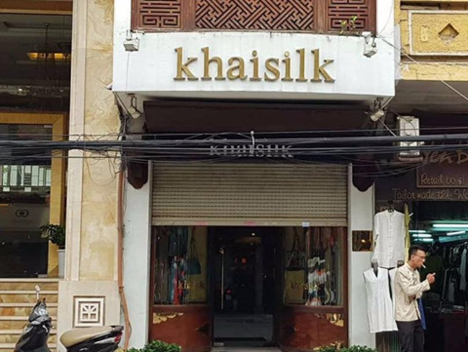 khaisilk pays more than 200 million vnd of tax in 9 months