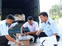 dong nai customs prevent many trade frauds in processing and export production