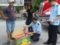 it is not true that dragon fruits exported to china get stuck at the border