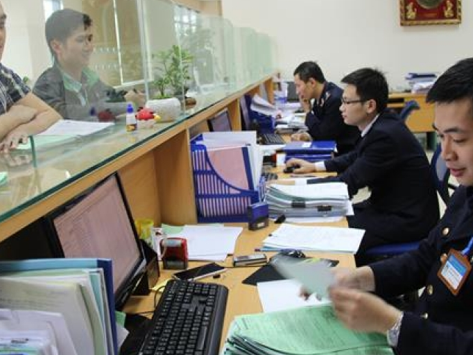 the customs upgrades the tax accounting system