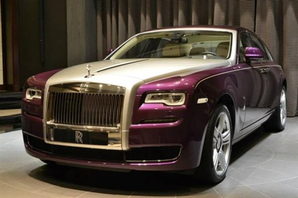 statements of customs about collection of tax arrears of 50 billion vnd from rolls royce cars