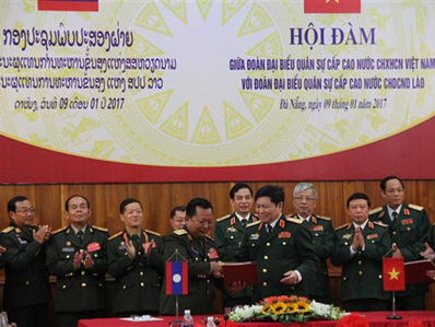 vietnam cambodia sign defence cooperation deal