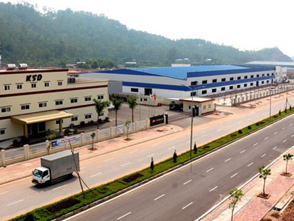 thai nguyen industrial zones target us 200 million in investment