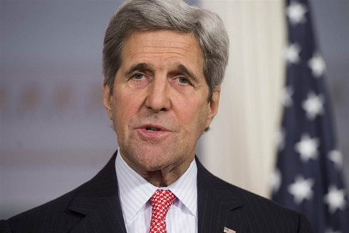 us secretary of state kerry to travel to vietnam