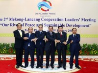 pm calls for increased mekong co operation
