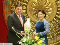 vietnam mongolia wish to propel stronger ties forward