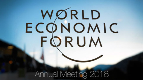 deputy pm vuong dinh hue attends 48th wef meeting
