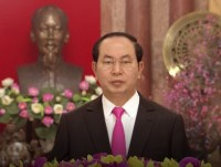 president tran dai quang extends new year greetings