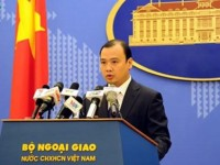 vietnam calls for responsible behaviour in east sea