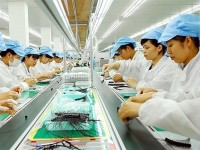 electronics industry growing