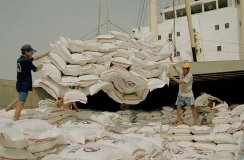 rice export surges 742 in january