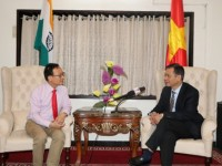 president tran dai quangs india visit to foster multi faceted cooperation