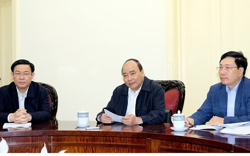 pm asks to cut above the line expenditures in oda projects