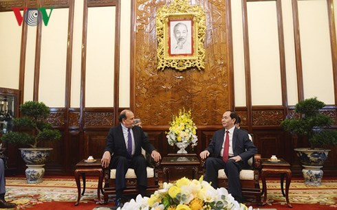 president quang cptpp opens new opportunities for vietnam chile