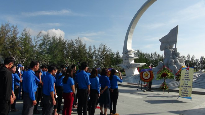 teaching of gac ma battle helps infuse patriotism to young people