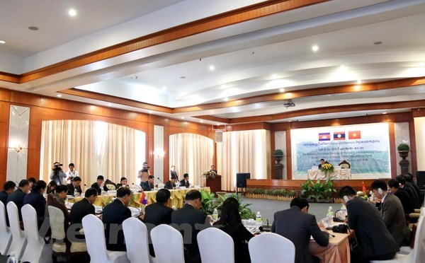 vietnam laos cambodia joint campaign curbs rise in human trafficking