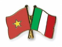 vietnam italy deepen all around ties