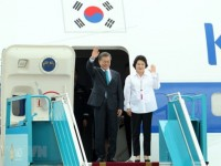 rok presidents vietnam visit expected to tighten bilateral ties