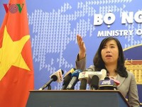 vietnam resolutely opposes taiwan chinas live fire drill on ba binh island