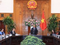 vietnam expands trade investment with us pm