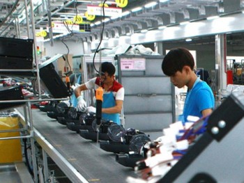 vietnams exports still dominated by fdi firms
