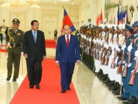 vietnam cambodia reach consensus on cooperation enhancement