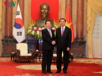 vietnam aspires to further strengthen partnership with rok