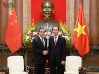 vietnam china asked to deal well with issues at sea