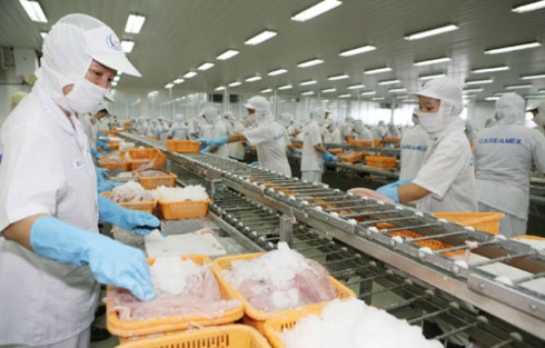 seafood export faces numerous barriers