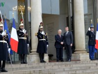 party chiefs visits expand economic ties with cuba france