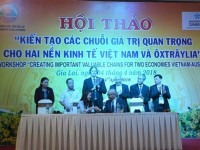 vietnam australia look to jointly create valuable chains