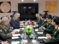 vietnam russia sign military cooperation roadmap for 2018 2020