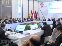 asean finance ministers meeting opens in singapore
