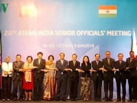 india shares development experience with asean