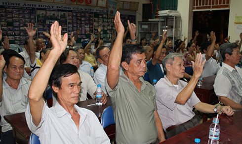 vietnam respects the right of association