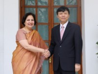 vietnam india hold 10th political consultation 7th strategic dialogue