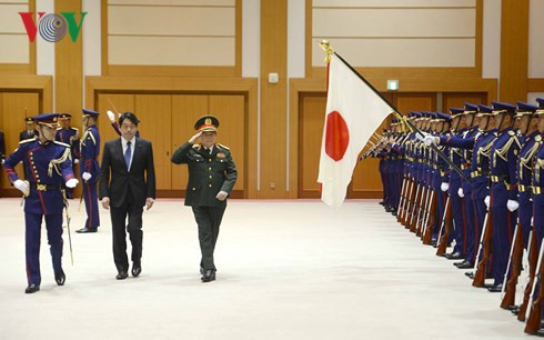 japan aspires to strengthen strategic partnership with vietnam