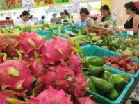 strong growth in fruit and vegetable exports to key markets