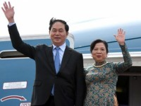 vietnamese presidents visit to china to strengthen party state relations
