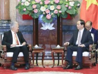 vietnam indonesia seek to achieve us 10 billion trade