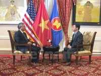 increasing visits show growing vietnam us ties ambassador