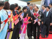 in photos pm phucs activities in the us