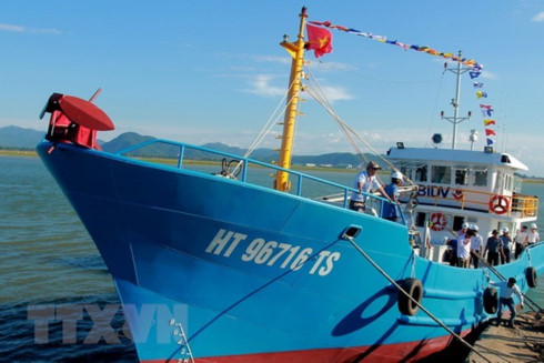 ha tinh continues efforts to deal with consequences of formosa incident