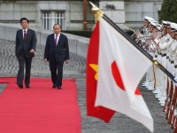 vietnam japan issue joint statement on deepening partnership
